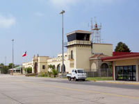 la serena airport la florida