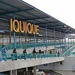 diego aracena international airport